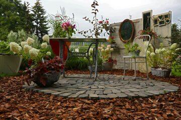 Сад Пространство любви